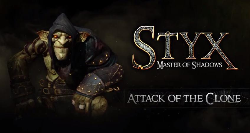 Styx: Master of Shadows'dan Yeni Bir Trailer Geldi!