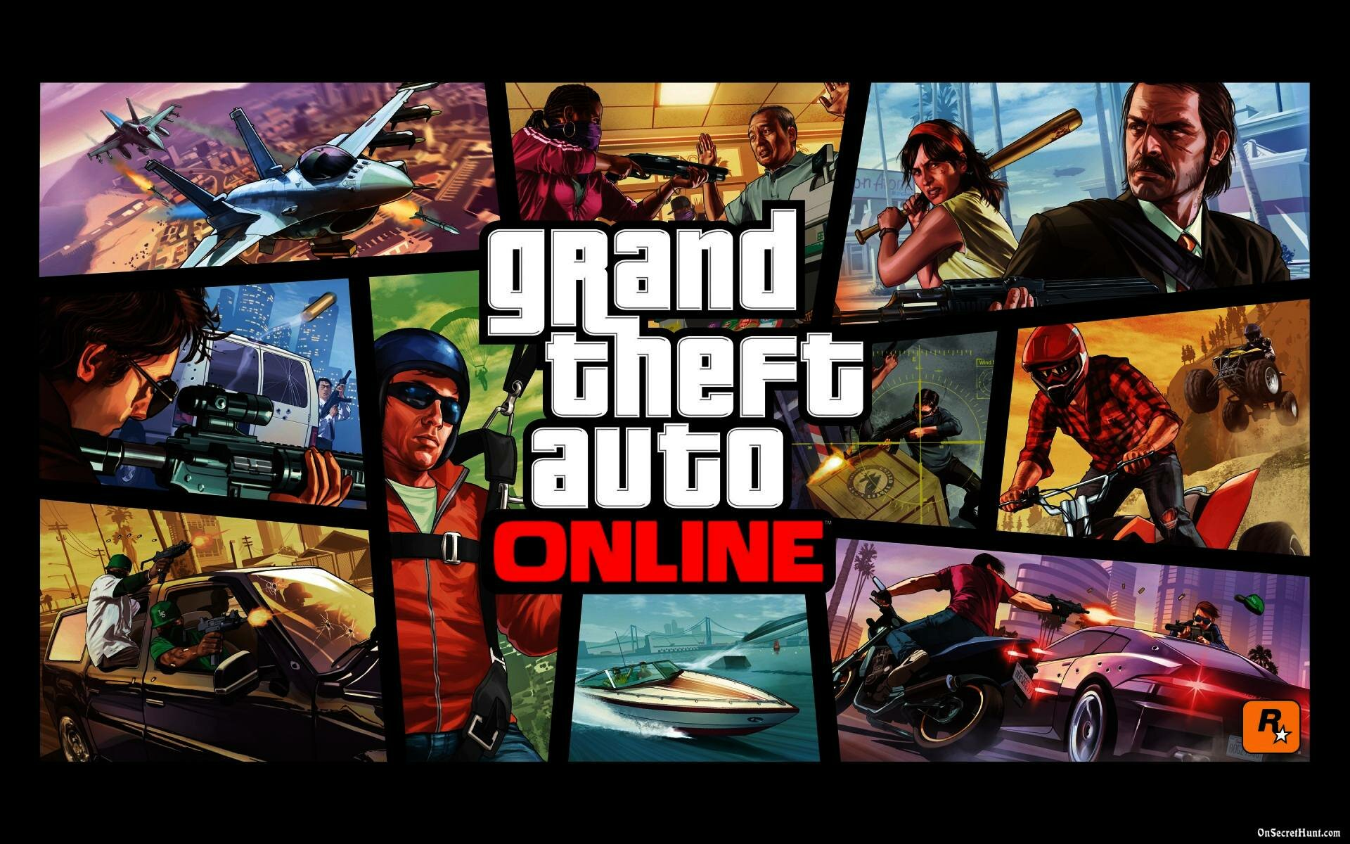 GTA Online' a Yeni PvP modları Geliyor !