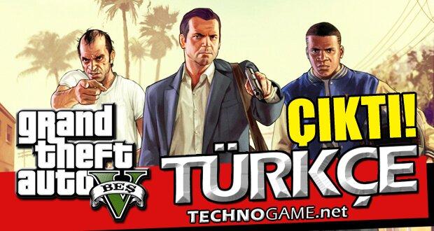 GTA V Türkçe Yama