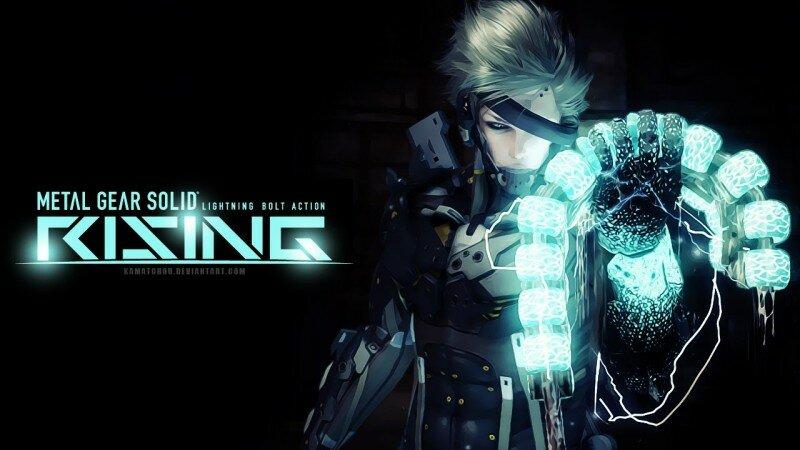 MGS-Rising