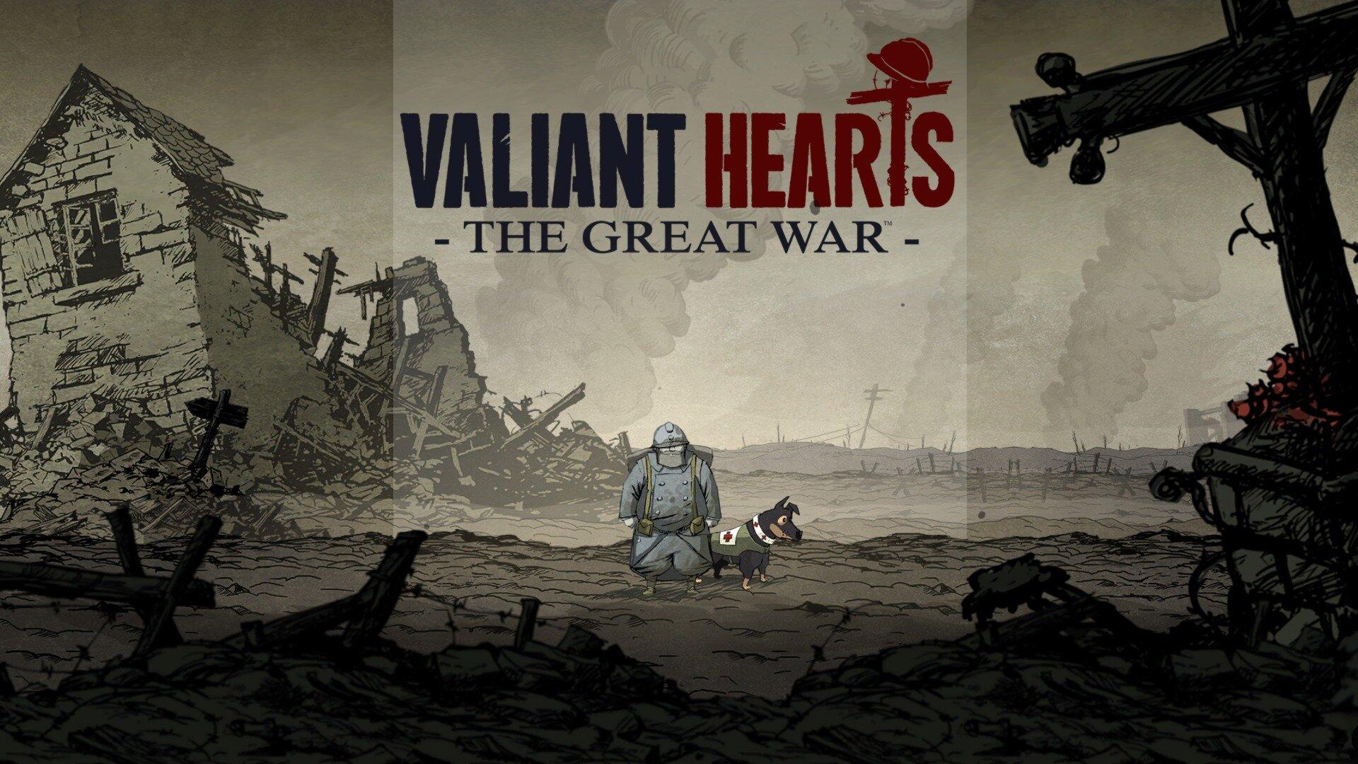 Valiant Hearts The Great War