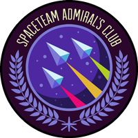 SPACETEAM ADMIRALS CLUB