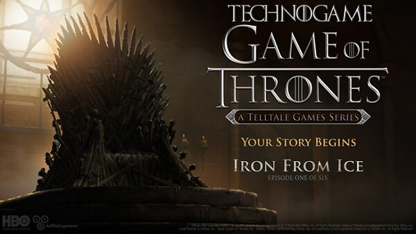 Game of Thrones: Iron From Ice – Episode 1 – Türkçe Yama