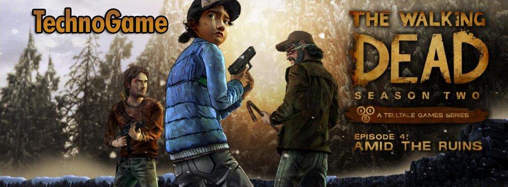 The Walking Dead – (Season 2/Episode 4) – Türkçe Yama