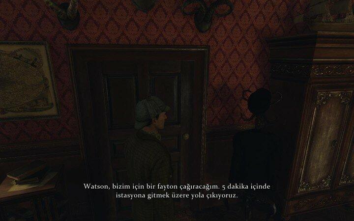 sherlock holmes türkçe yama
