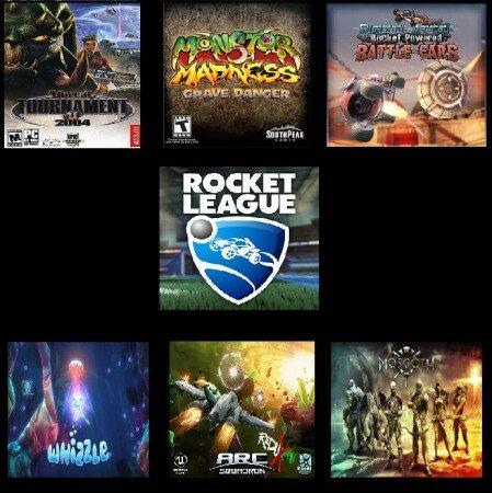 rocket league Psyonix