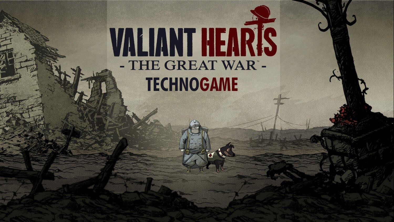 Valiant Hearts The Great War – Türkçe Yama