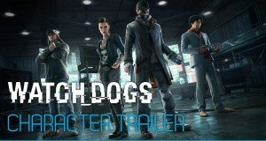 watch dogs karakterleri