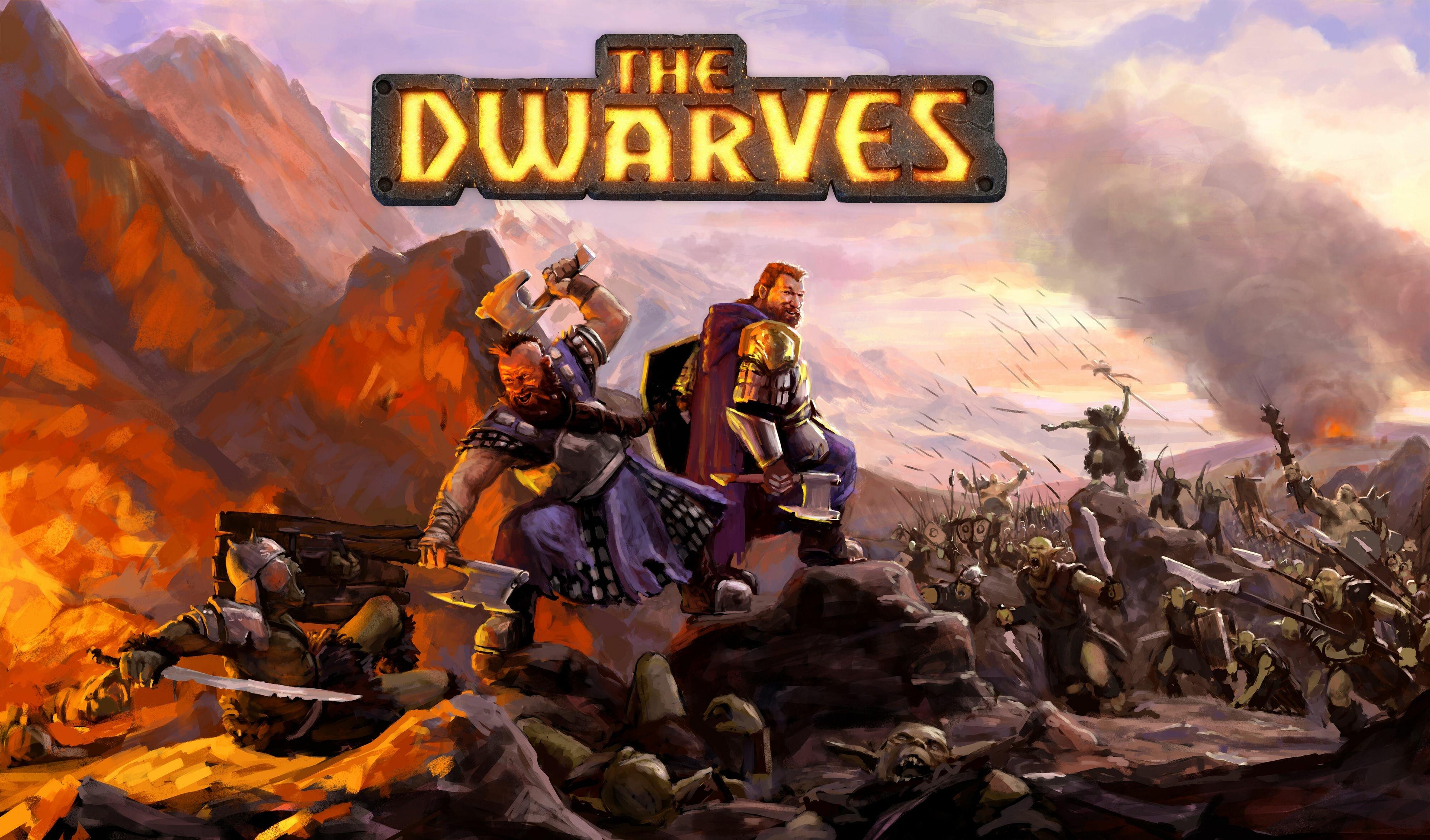The Dwarves Resmi Türkçe Yerelleştirme Projesi