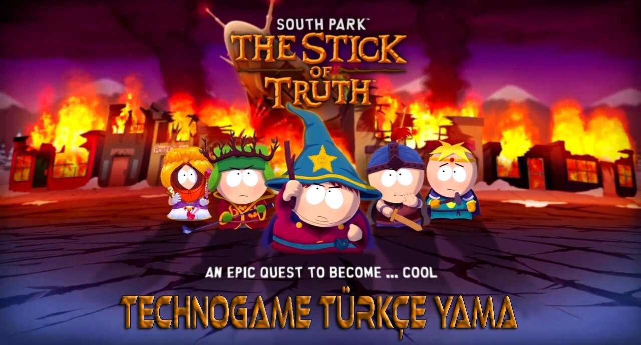 South Park: The Stick of Truth – Türkçe Yama