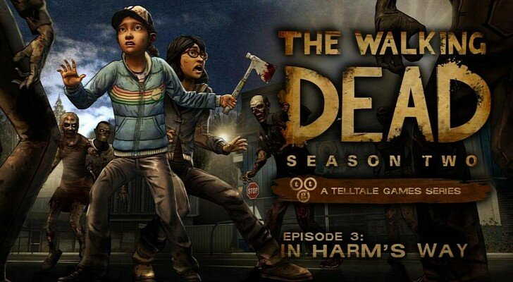 İşte The Walking Dead'in Yeni Bölümü (Video)