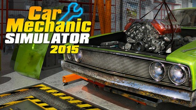 Car Mechanic Simulator 2015 Türkçe Dil Desteği
