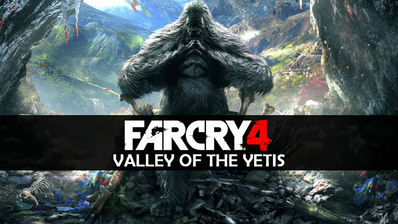 Far Cry 4: Valley of the Yetis – Ek Paket Bilgisi