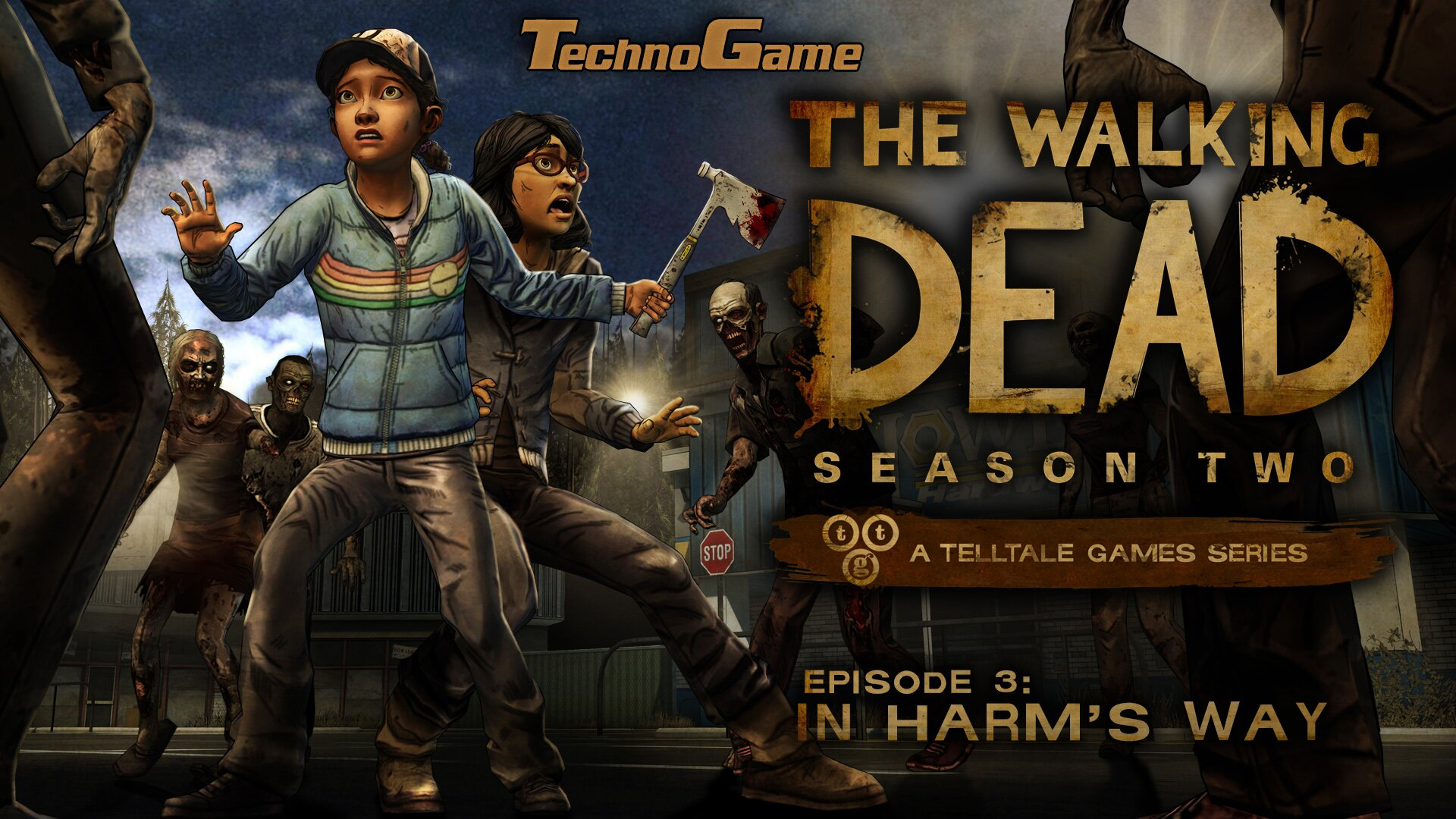 The Walking Dead: Season 2, Episode 3 – Türkçe Yama