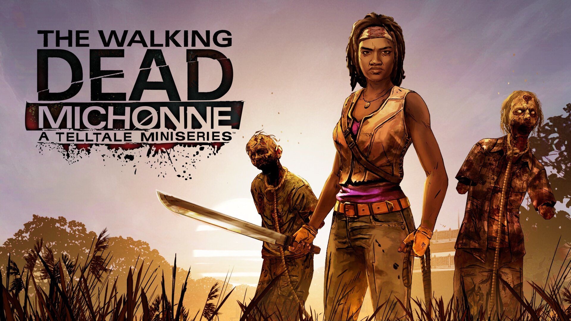 The Walking Dead Michonne Episode 1 Türkçe Yama