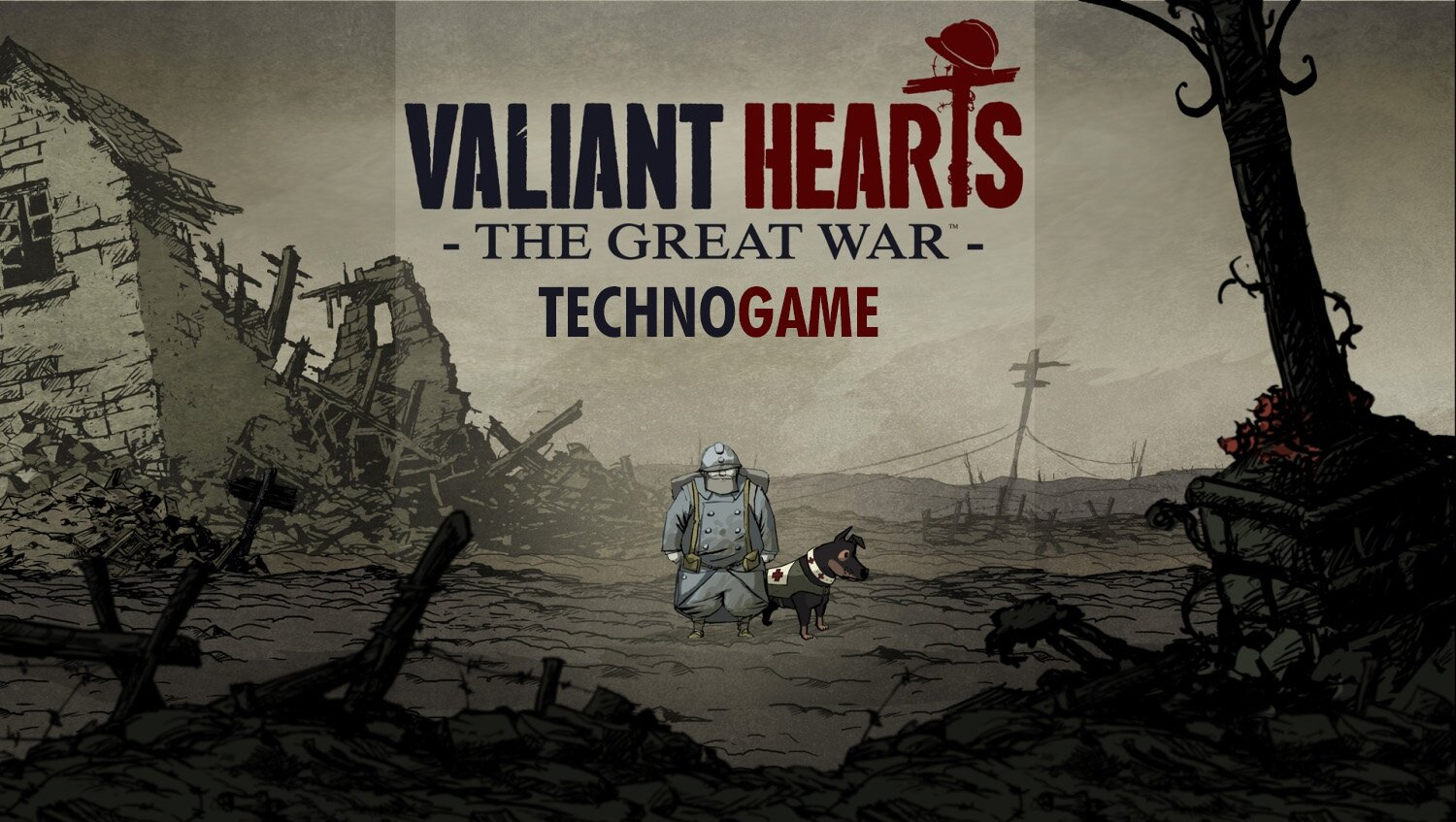 Valiant Hearts The Great War – Türkçe Yama