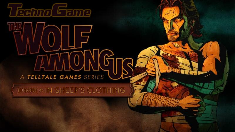 The Wolf Among Us Episode 4 Türkçe Yama